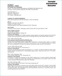 Entry Level Qa Tester Resume Sample Testing Resumes Testing Resume