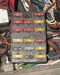 fuse box and melted fuses delorean motor company how to change a fuse in a fuse box uk the fix for this condition is either to jump past the affected positions with external fused links or to change out the entire fuse box