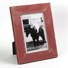 frametastic 4x6 rustic treasures red ready made frame style eco1 r 46