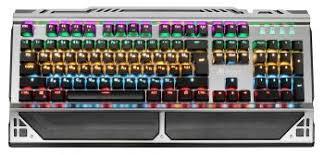 Механическая компьютерная <b>клавиатура 980G HAMMER</b> - <b>Oklick</b>