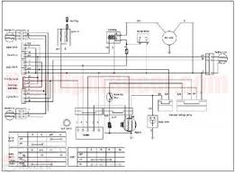 chinese atv wiring diagram 50cc wiring diagrams gy6 50cc wiring diagram image about