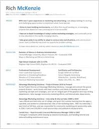 Examples Of Good Resumes That Get Jobs What Should Resume Look Like