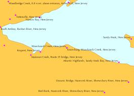 Tide Chart For Keyport New Jersey Waackaack Creek New Jersey Tide Chart