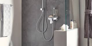 upgrading a shower has never been easier with grohe s flex shower system