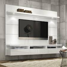 tv wall panel furniture units stunning floating unit