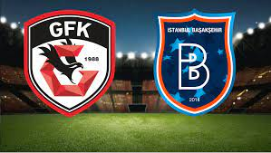 Gaziantep FK - Medipol Başakşehir Canlı Anlatım