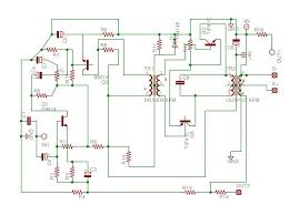 pignose 7 100 schematic reflecting the actual pcb layout