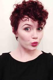 25 Exquisite Curly Mohawk Hairstyles For Girls And Women Curly