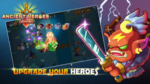 ancient heroes defense android apps on google play