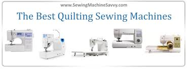 A Comparison of the Best Quilting Sewing Machines &  Adamdwight.com
