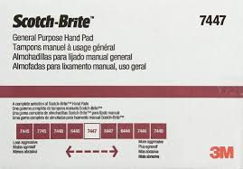 3m Scotch Brite General Purpose Hand Pad 6 Inch By 9 Inch 20 Pad