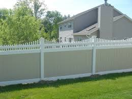 Exellent Vinyl Privacy Fence Ideas Low Maintenance Price And Design Inspiration