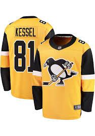 Pittsburgh hornets uniformsphotos and history. Phil Kessel Pittsburgh Penguins Mens Gold Breakaway Alternate Hockey Jersey 17280556 In 2020 Hockey Jersey Pittsburgh Penguins Team Wear