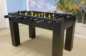 custom outdoor foosball game table from r r outdoors all weather billiards