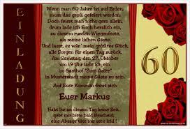 Lustige Einladungen Zum 60 Geburtstag Witzige Einladung Sprüche