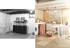 created at: 03/22/2012 Photo: CountryHome. This basement laundry room ...