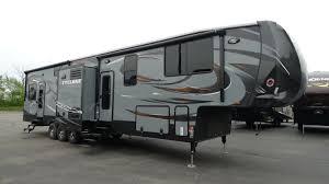 2016 heartland cyclone 4114 2016 cyclone cy 4114 14 foot garage toy hauler fifth wheel rv cer