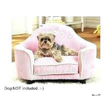 small dog furniture. Fancy Dog Beds Furniture Luxury Pink Corduroy Headboard Small Pet Couch Bedrooms Today Arlington Rd O