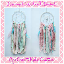 Dream Catchers Near Me Create Kids Couture Dream Catcher Tutorial 93