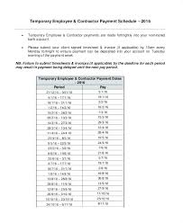 Payment Plan Template Contract Payment Schedule Template Free Word Format