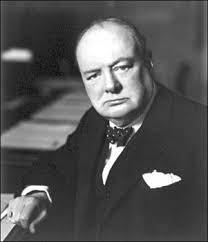 Winston Churchill - Blood, Toil, Tears and Sweat - Online Speech ...