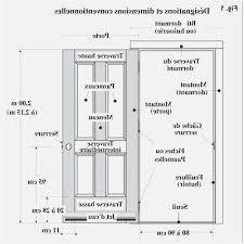 Dimensions Porte D Entree G Nial De Dimension Porte D Entree Int