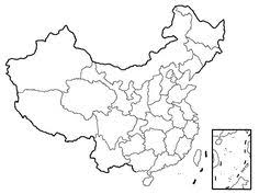 48e7be1b1381e52ead8dd93dcc454789 map of china china china blank map of china printable free interested in china blank map on silk road map worksheet