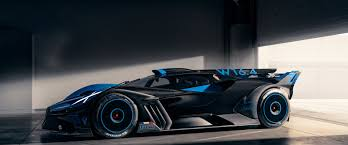 If the chiron's standard engine doesn't quench your thirst for speed. The Bugatti Bolide Is Real
