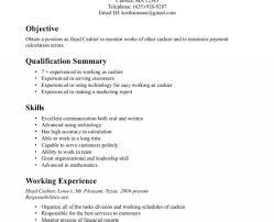 Grocery Resume Kids Resume Modern Resume