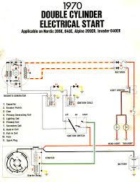 1970 ski doo wiring diagram