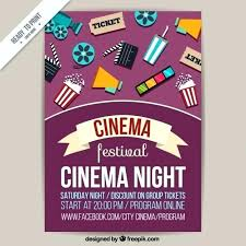 Frozen Movie Night Flyer Template Customize 87 Restaurant Flyer ...