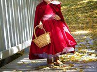 Little Red Riding <b>hood</b> Costume ideas