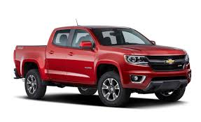 2015 Chevrolet Colorado – Feature – Car and Driver