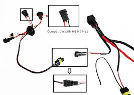 bmw 7 hid wiring diag how to install hid conversion kit relay harness wiring hid relay harness