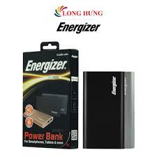 Mã ELMALL7 giảm 7% đơn 499K] Sạc dự phòng Energizer 10000 mAh UE10012 -  Hàng chính hãng tốt giá rẻ