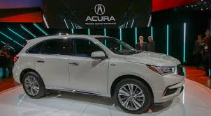 New York Auto Show: 2017 Acura MDX makes all the driver assists ...