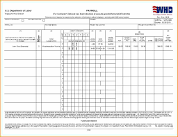 Payroll Forms Free 24 Certified Payroll Forms Excel Free Secure Paystub 4