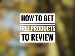 To Review Companies Send Get How Free Products You