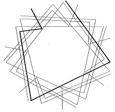 Venn Diagram Of Geometric Shapes A Survey Of Venn Diagrams Geometric Variations