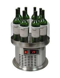 8 bottle open wine cooler 1