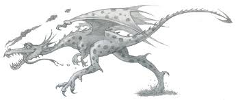 Image result for m p robertson how to draw a dragon