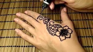 лёгкие рисунки мехенди на руках для начинающих советы по уходу за тату