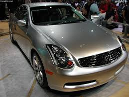 2003 Infiniti G Pictures, History, Value, Research, News ...