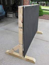 diy backstops complete your at home range