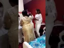 Pastor Owusu Bempah's Wife Got Drunk A Few Hours Before Their Adorable Stup Wife