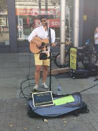 Discover Lowestoft - Congratulations to Felix Simpson, yesterday's winner  in the battle of the buskers! Today is set to be another great day with  more entertainment so be sure to come along