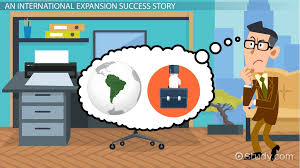 the benefits of international expansion in business video the benefits of international expansion in business video lesson transcript com