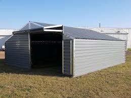 bi fold garage doorsPortable Steel Garage
