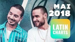 Top Latin Reggaeton Songs Mai 2018 Latin Charts