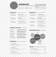 Curriculum Vitae Resume Template Office Open Xml Grey English